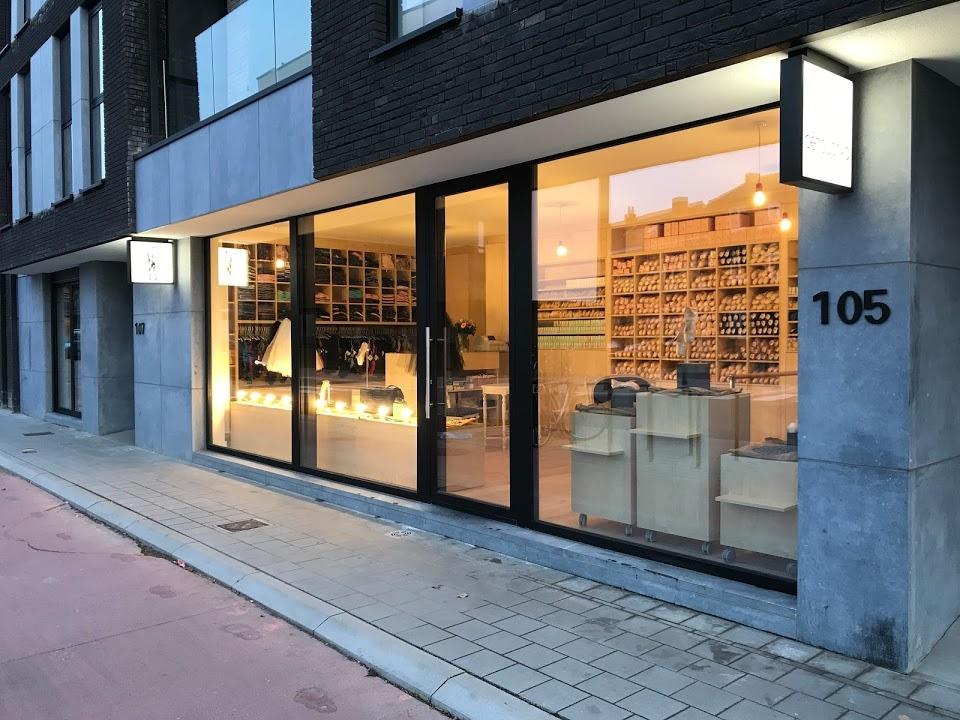 Nieuwe winkel